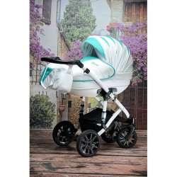 05z - Детская коляска Esperanza Victoria Lux 3 в 1
