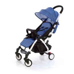 Blue Sport - Прогулочная коляска Esspero Summer Lux