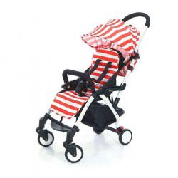Red Stripe - Прогулочная коляска Esspero Summer Lux