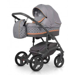 03 Coral - Детская коляска Expander ASTRO 3 в 1
