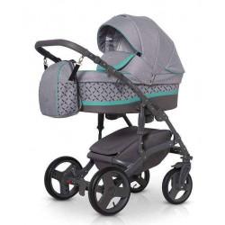 02 Malachite - Детская коляска Expander ASTRO 3 в 1