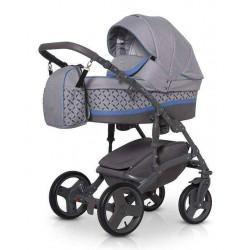 04 Saphire - Детская коляска Expander ASTRO 3 в 1