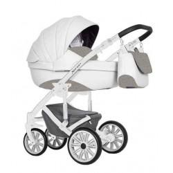01 White - Детская коляска Expander XENON 2 в 1
