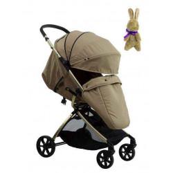 Beige - Детская прогулочная коляска Farfello Airy