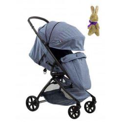 Light Gray - Детская прогулочная коляска Farfello Airy