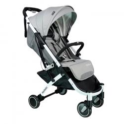 Светло-серый - Прогулочная коляска Farfello D100