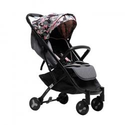Камуфляж розовый - Детская прогулочная коляска Farfello S600