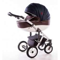 DS-05-BG-BR - Детская коляска Genesis Rollo 4 в 1