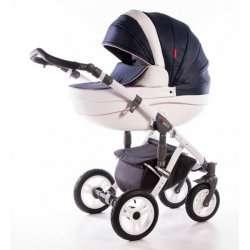 DS-07-BG-BR - Детская коляска Genesis Rollo 4 в 1