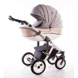 DS-16-BG-BR - Детская коляска Genesis Rollo 4 в 1