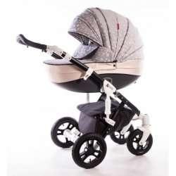 DS-16-CG-CR - Детская коляска Genesis Rollo 4 в 1