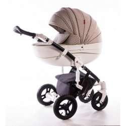 DS-18-BG-CR - Детская коляска Genesis Rollo 4 в 1