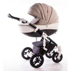 DS-18-CG-CR - Детская коляска Genesis Rollo 4 в 1
