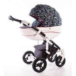 DS-20-BG-CR - Детская коляска Genesis Rollo 4 в 1