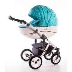 DS-25-BG-BR - Детская коляска Genesis Rollo 4 в 1