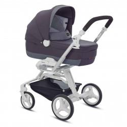 Stone Grey - Детская коляска Inglesina Quad 3 в 1