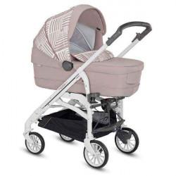 OPTICAL ECRU - Детская коляска Inglesina Trilogy System 3 в 1