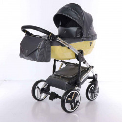 05 - Детская коляска Junama Candy 3 в 1