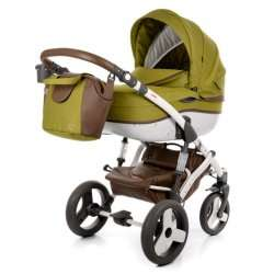 02-zelena - Детская коляска Junama Impulse Colors 2 в 1