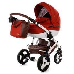 06-cervena - Детская коляска Junama Impulse Colors 2 в 1