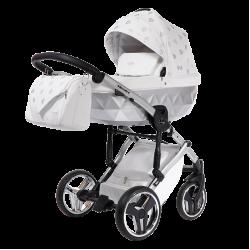 JGL-03 - Детская коляска Junama Glow 3 в 1