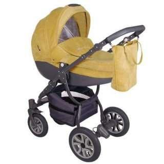 Детская коляска Lonex Sweet Baby Pastel 2 в 1
