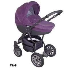 P04 - Детская коляска Lonex Sweet Baby Pastel 2 в 1
