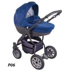 P06 - Детская коляска Lonex Sweet Baby Pastel 2 в 1