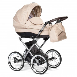 Beige - Детская коляска LONEX PARRILLA 2 в 1