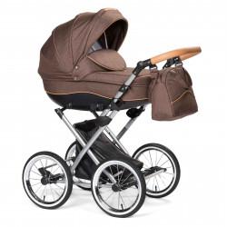 Brown - Детская коляска LONEX PARRILLA 2 в 1