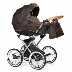 Chocolate - Детская коляска LONEX PARRILLA 2 в 1
