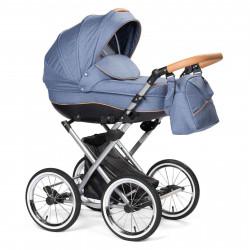 Blue - Детская коляска LONEX PARRILLA 2 в 1
