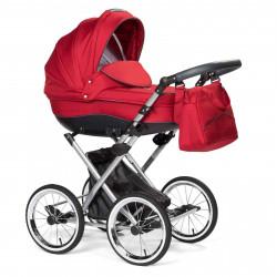 Red - Детская коляска LONEX PARRILLA 2 в 1