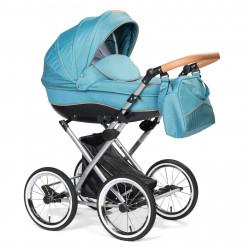 Azure - Детская коляска LONEX PARRILLA 2 в 1