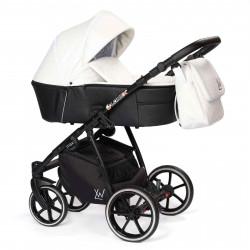 PAXEKO01-WHITE - Детская коляска LONEX PAX 2 в 1