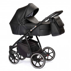 PAXEKO02-BLACK - Детская коляска LONEX PAX 2 в 1