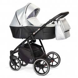 PAXEKO03-SILVER - Детская коляска LONEX PAX 2 в 1