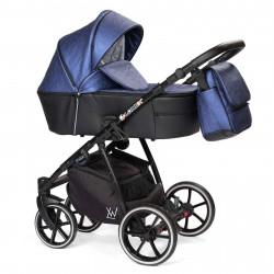 PAXEKO05-VIOLET - Детская коляска LONEX PAX 2 в 1