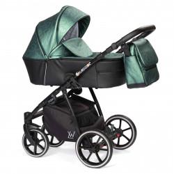 PAXEKO06-GREEN - Детская коляска LONEX PAX 2 в 1