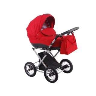 Детская коляска Lonex Parrilla 3 в 1