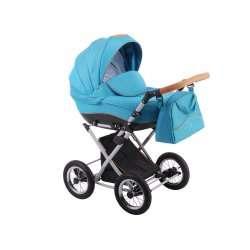 Par-11 - Детская коляска Lonex Parrilla 3 в 1