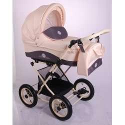 01 - Детская коляска Lonex JULIA BARONESSA 3 в 1
