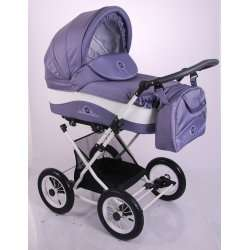 05 - Детская коляска Lonex JULIA BARONESSA 3 в 1