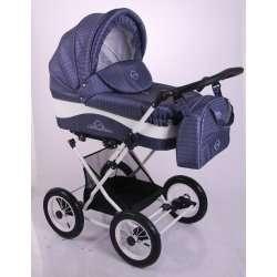06 - Детская коляска Lonex JULIA BARONESSA 2 в 1