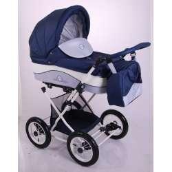 07 - Детская коляска Lonex JULIA BARONESSA 3 в 1