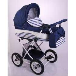 08 - Детская коляска Lonex JULIA BARONESSA 2 в 1
