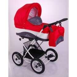 10 - Детская коляска Lonex JULIA BARONESSA 3 в 1