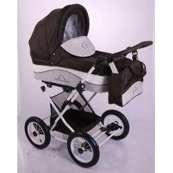 11 - Детская коляска Lonex JULIA BARONESSA 3 в 1