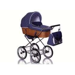 R-Groch - Детская коляска 2 в 1 Lonex Classic Retro