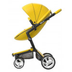 Детская коляска MIMA XARI 3G YELLOW LIMITED EDITION 2в1